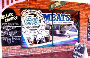 Reputable Butcher Shop