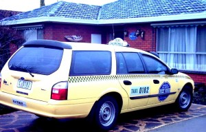 Local Taxi Cab Company