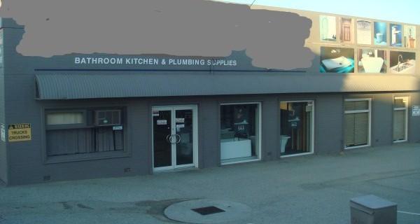 Shop 1 Retail Plumbing