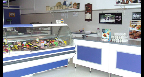 Front counter 2