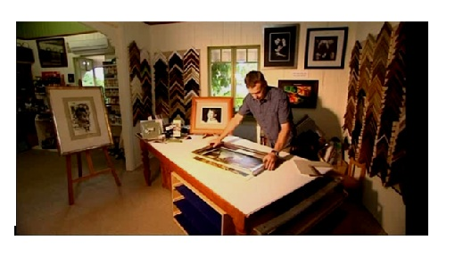 Picture Framing Business for sale