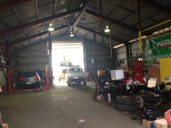 Mechanical Workshop For Sale In Far North Queensland ABM ID #2027