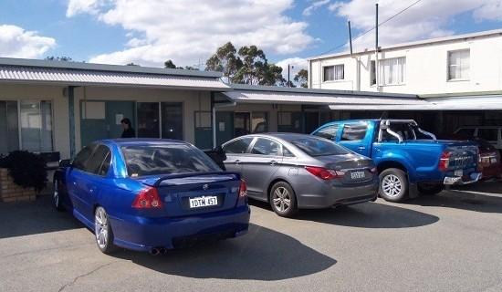 j.1 car park
