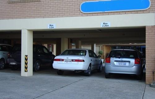 car park no name