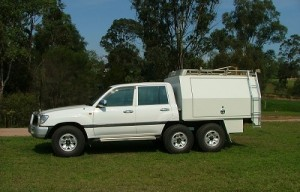Vehicle Conversions – Light Commercial & 4WD ABM ID #1294