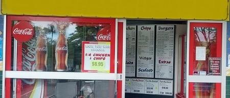 Popular Takeaway Chicken Shop for Sale ABM ID #4085