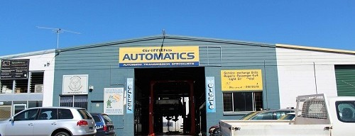 Automatic Transmission Workshop ABM ID #3072