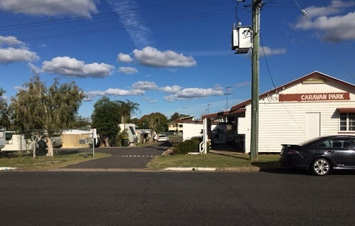 Easy To Run Caravan Park for Sale ABM ID #4093