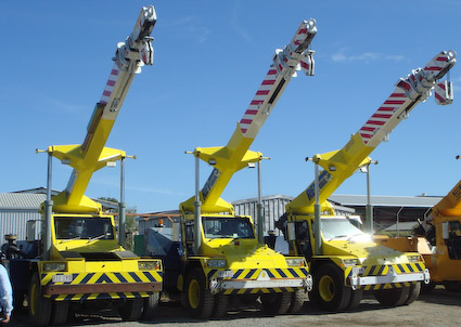 Crane Hire Company For Sale ABM ID#3055