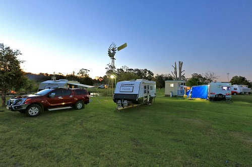 Caravan Park North of Brisbane ABM ID #5008