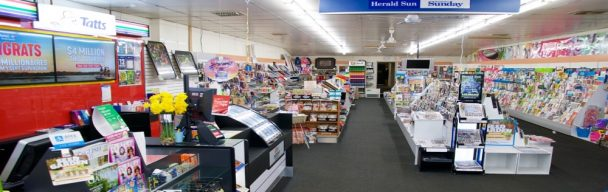 Newsagency in Camperdown ABM ID #5043