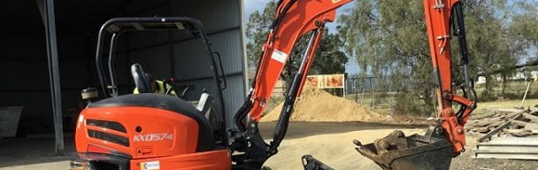 Bobcat/Earthmoving Business & Residence Package ABM ID #6152