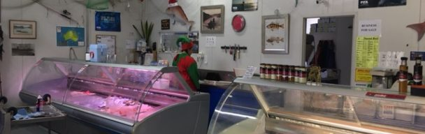 Fish Monger for Sale in Nambucca Heads ABM ID #6163