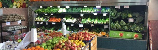 Fruit & Vegetable Shop ABM ID #6129