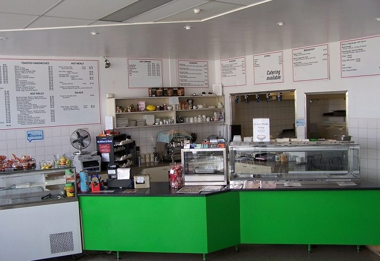 Lunch Bar & Café for Sale in Midland ABM ID #5041