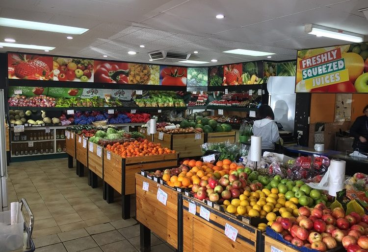 Busy Fruit & Veg Shop For Sale ABM ID #6129