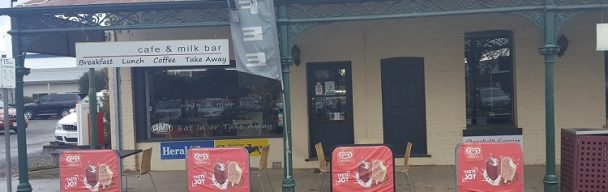 Café & Milkbar For Sale In Mansfield ABM ID #5080