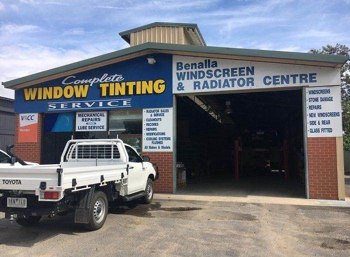 Windscreen & Radiator Repair Centre in Benalla ABM ID#6038