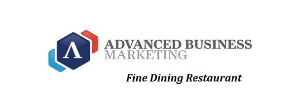Fine Dining Restaurant ABM ID #6253
