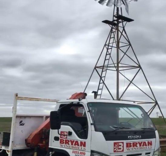 Windmill Manufacturer ABM ID #6094