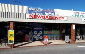 Newsagency in Glenelg East ABM ID #6080