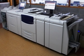 700 Fuji Xerox 700 Digital Press
