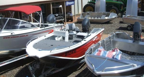Motorcyle & Boat Sales