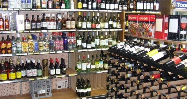 Bottle Shop SPGS