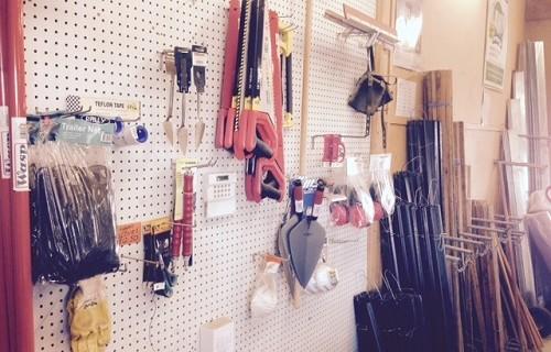 close up tools