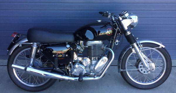 One Ten Motorcycles Clasic Bike 2