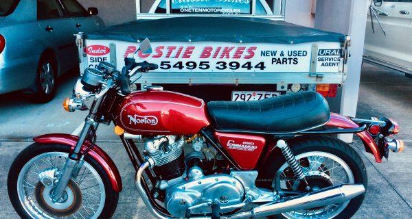 One Ten Motorcycles Classic Bike