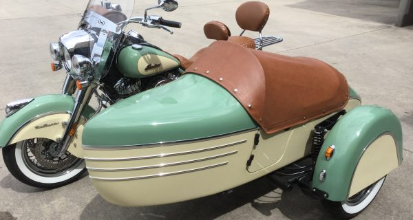 One Ten Motorcycles Side Car